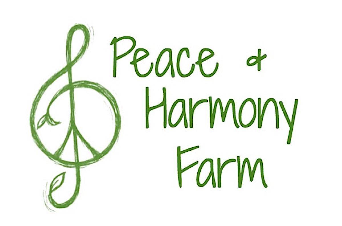 Peace and Harmony Farm logo