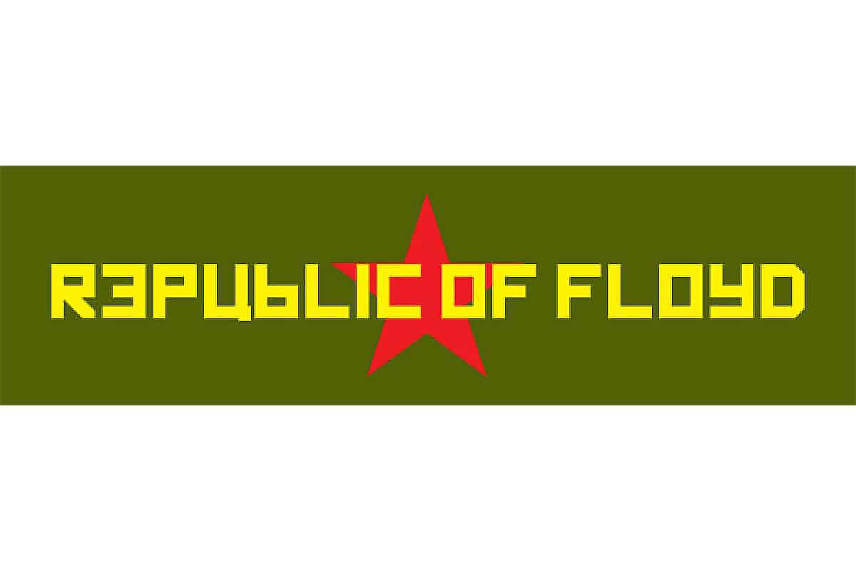 Republic of Floyd logo