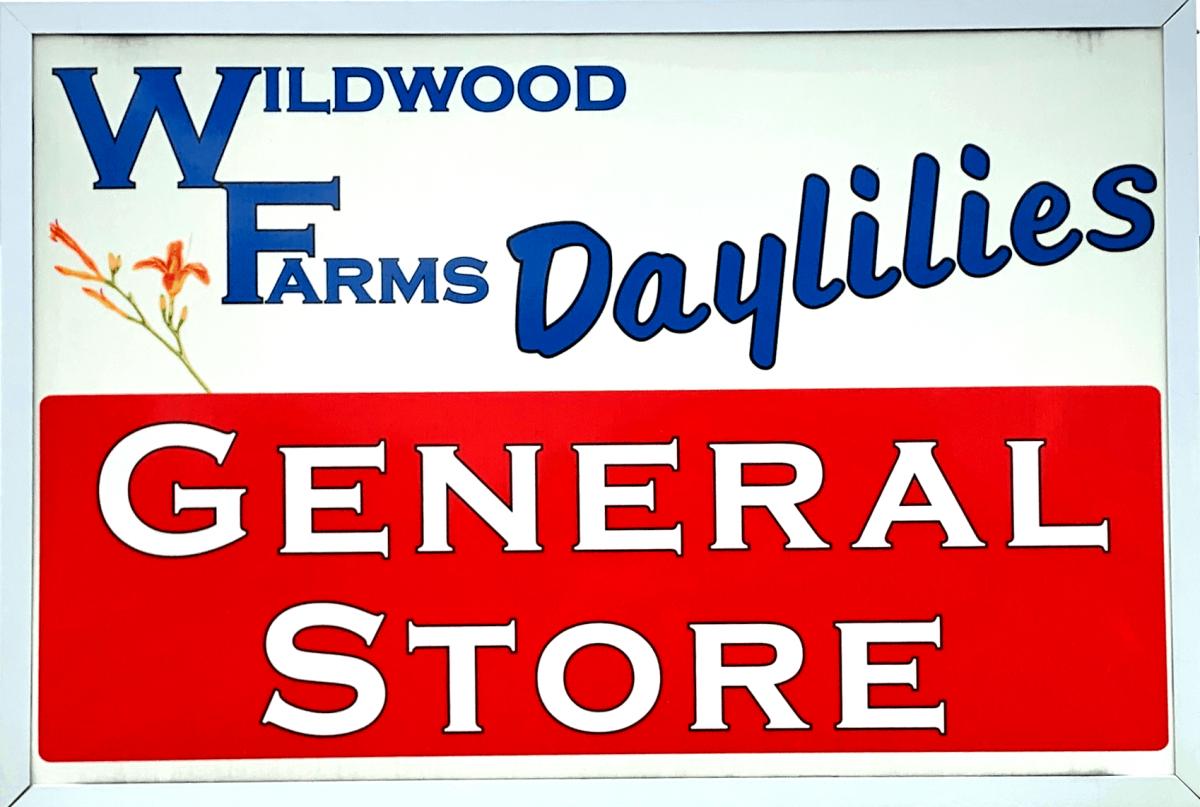 Wildwood Farms sign