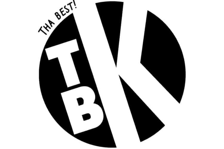 The Best Kombucha Logo