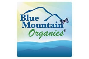 Blue Mountain Organics Logo