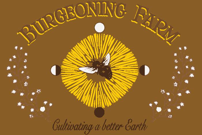 Burgeoning Farm Logo