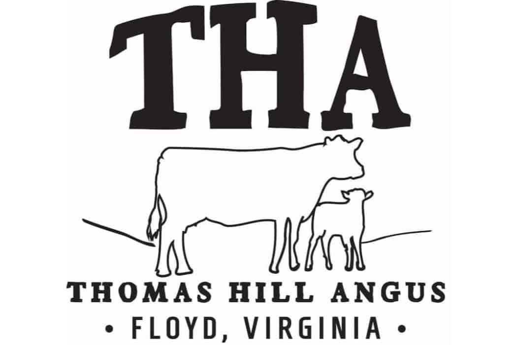 Thomas Hill Angus Logo