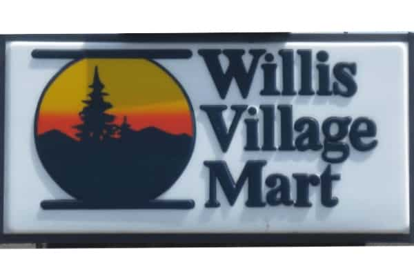 Willis Village Mart Logo