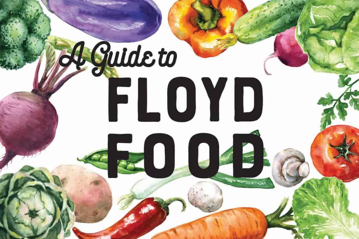 Floyd Food Guide Logo Placeholder