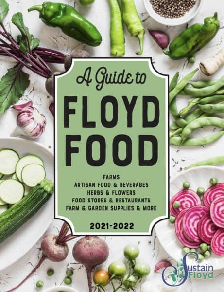 Floyd Food Guide 2021-2022 Cover
